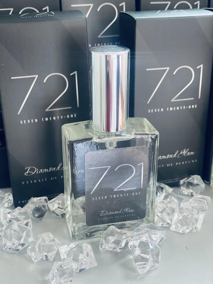 721 Diamond Glam Perfume